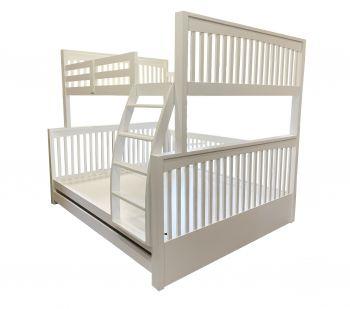 Giường tầng thang cong